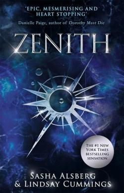 Zenith by Sasha Alsberg & Lindsay Cummings